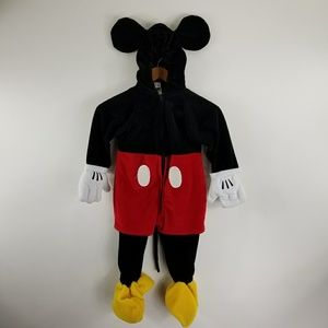 Disney Mickey Mouse Plush Toddler Full Costume